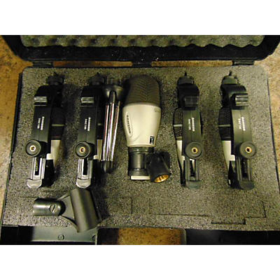 Samson 2010s 5 Kit Drum MIcs Dynamic Microphone