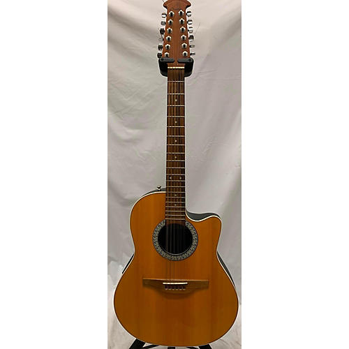 2010s 6751 Std Balladeer 12 String AE 12 String Acoustic Electric Guitar