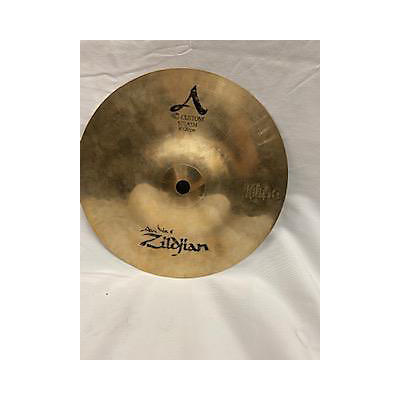 Zildjian 2010s 8in A Custom Splash Cymbal