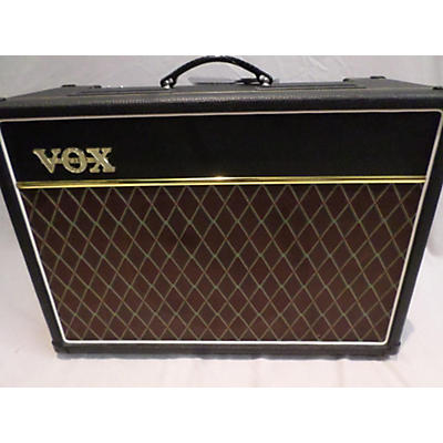 Vox 2010s AC15C1 15W Tube Guitar Combo Amp