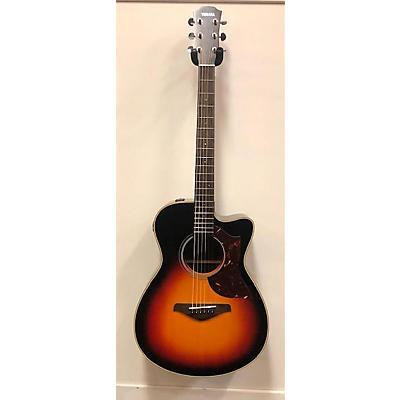 Yamaha 2010s AC1R Acoustic Electric Guitar