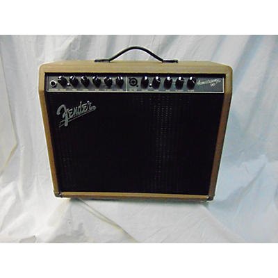 Fender 2010s Acoustasonic 90 90W Acoustic Guitar Combo Amp