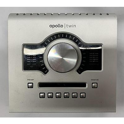Universal Audio 2010s Apollo Twin Duo Audio Interface