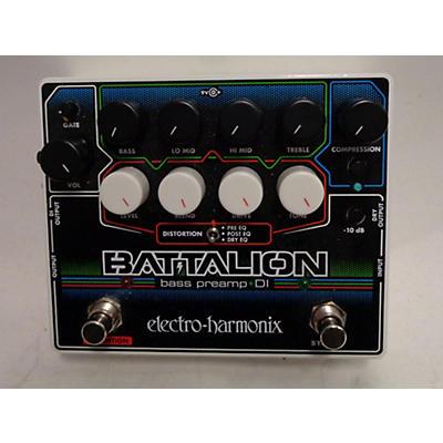 Electro-Harmonix 2010s BATTALION Bass Preamp