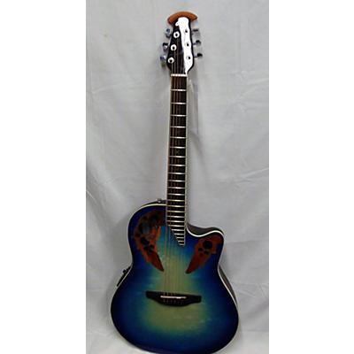 Ovation 2010s CE48P Acoustic Electric Guitar