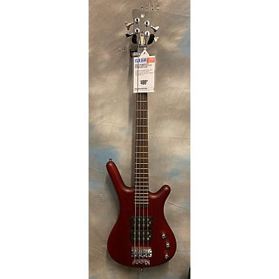 RockBass by Warwick 2010s Corvette $$ Electric Bass Guitar