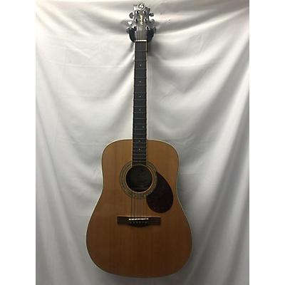 Greg Bennett Design by Samick 2010s D-5 Acoustic Guitar