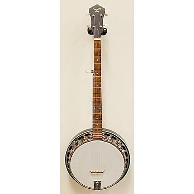 Recording King 2010s Dirty 30s Resonator Banjo