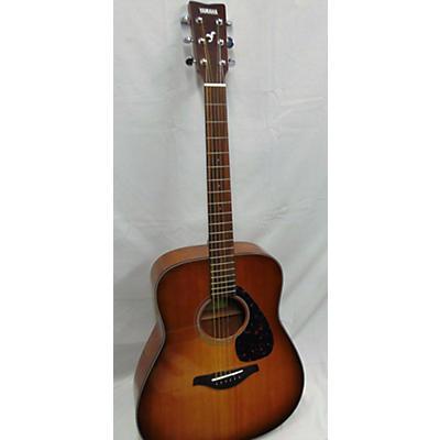 Yamaha 2010s FG800 Acoustic Guitar