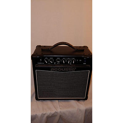 Acoustic 2010s G10 10W 1X8 Guitar Combo Amp