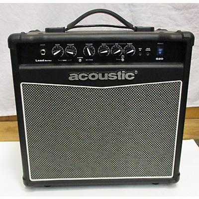 Acoustic 2010s G10 10W 1X8 Guitar Combo Amp