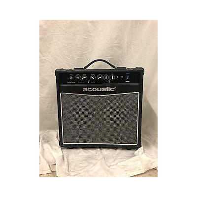 Acoustic 2010s G20 20W 1x10 Guitar Combo Amp