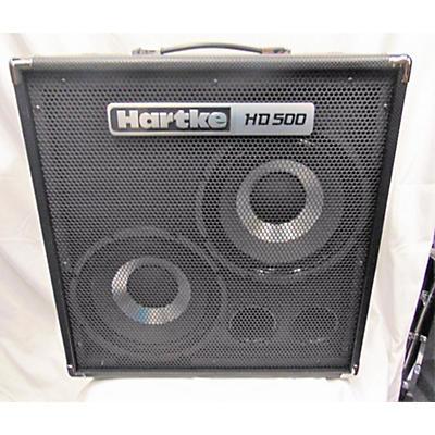 Gallien-Krueger 2010s HD500 Bass Combo Amp