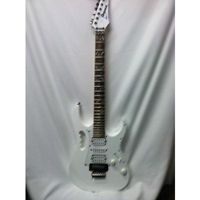 Ibanez 2010s JEMJR Solid Body Electric Guitar
