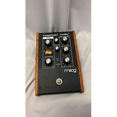 Moog 2010s MF107 Moogerfooger Frequency Box Synth Effect Pedal