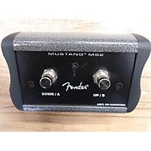 Fender 2010s MS2 Pedal Board