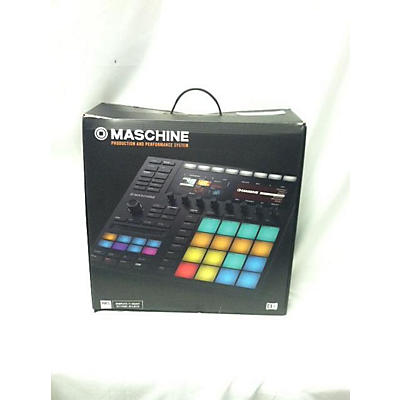 Native Instruments 2010s Maschine MK3 MIDI Controller