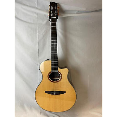 Yamaha 2010s NTX1200R Classical Acoustic Electric Guitar