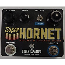 Greer Amplification 2010s OCTAVE Effect Pedal