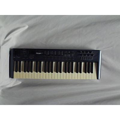 M-Audio 2010s Oxygen 49 Key MIDI Controller