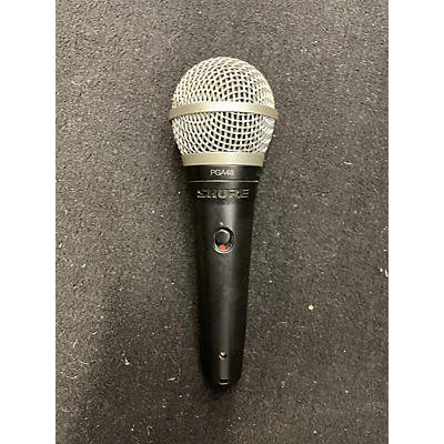 Shure 2010s PGA48 Dynamic Microphone