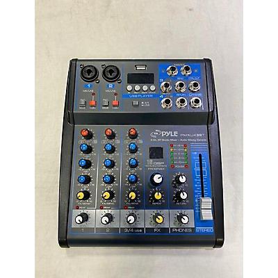Pyle 2010s PMXU43BT Digital Mixer
