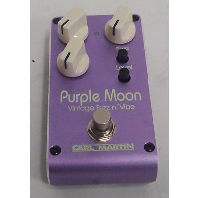 Carl Martin 2010s Purple Moon Effect Pedal
