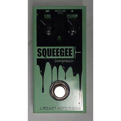 Rockett Pedals 2010s SQUEEGEE Effect Pedal
