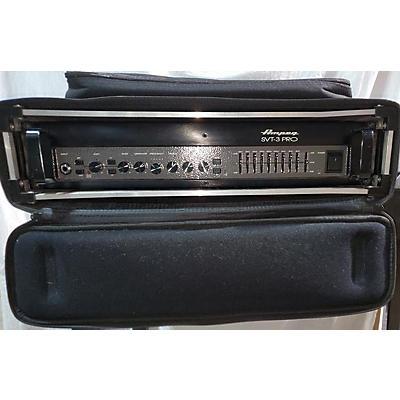 Ampeg 2010s SVT3PRO 450W Bass Amp Head