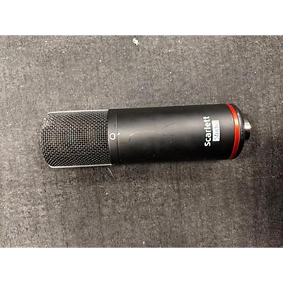 Focusrite 2010s Scarlett Microphone Condenser Microphone