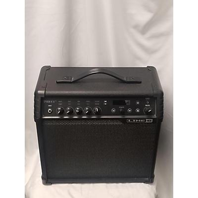 Line 6 2010s Spider V 30 1x8 Guitar Combo Amp