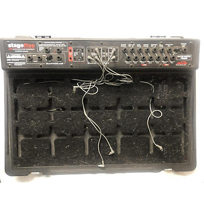 SKB 2010s Stage Five Pedal Board