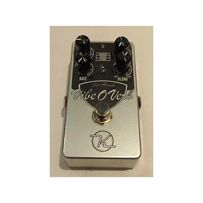Keeley 2010s Vibeoverb Effect Pedal