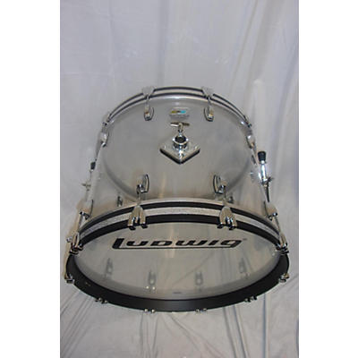 Ludwig 2010s Vistalite Drum Kit