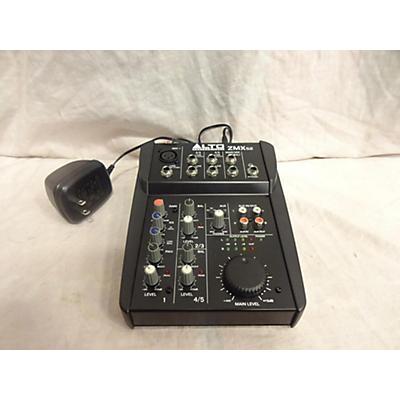 Alto 2010s ZMX52 5-Channel Unpowered Mixer