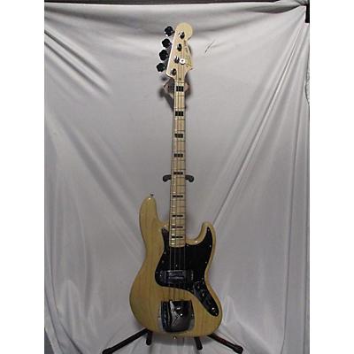 Fender 2011 1975 Reissue Jazz Bass Electric Bass Guitar