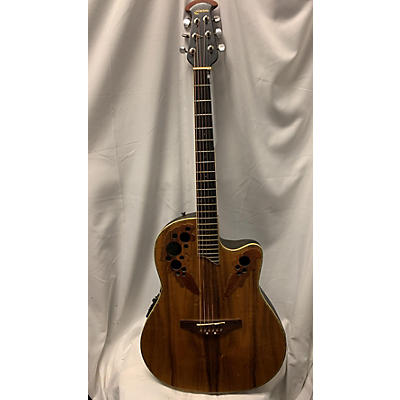 Ovation 2011 C44 Celebrity Deluxe Acoustic Electric Guitar