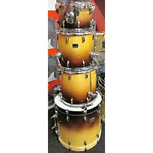 Shine Custom Drums & Percussion 2011 DEFINITION BIRCH SERIES Drum Kit