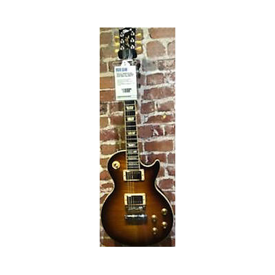 Gibson 2011 Les Paul Traditional Plus 1960S Neck Solid Body Electric Guitar