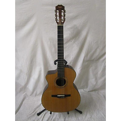 Taylor 2011 NS24CE-G Classical Acoustic Electric Guitar