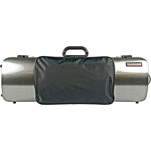 Bam 2011XL Hightech Oblong Violin Case with Pocket Tweed