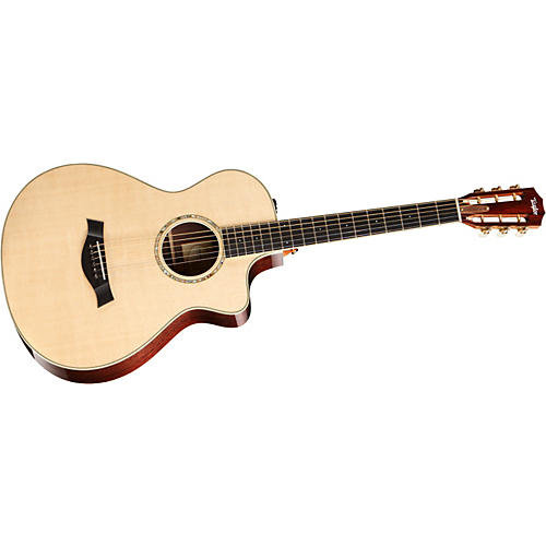 Taylor 2012 12-FRETce-L Mahogany/Cedar Left-Handed Acoustic-Electric Guitar