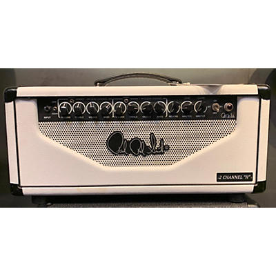 PRS 2012 2 Channel H White Tube Guitar Amp Head