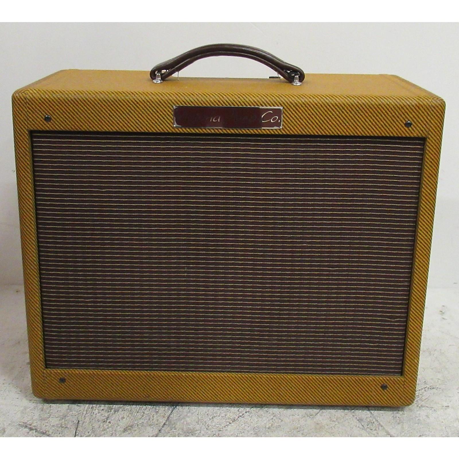 Victoria 2012 5112 Tube Guitar Combo Amp