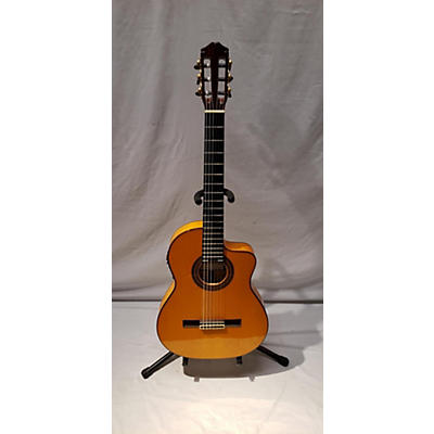 Cordoba 2012 55FCE Thinbody Flamenco Classical Acoustic Electric Guitar