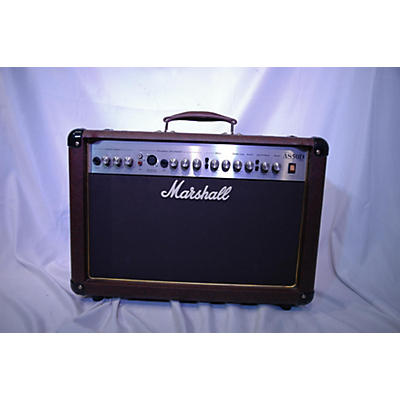 Marshall 2012 AS50D 50W 2X8 Acoustic Guitar Combo Amp