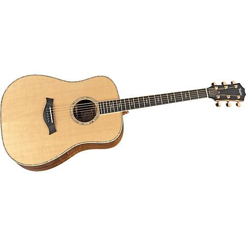 Taylor 2012 DN-K-E-L Koa/Spruce Dreadnought Left-Handed Acoustic-Electric Guitar