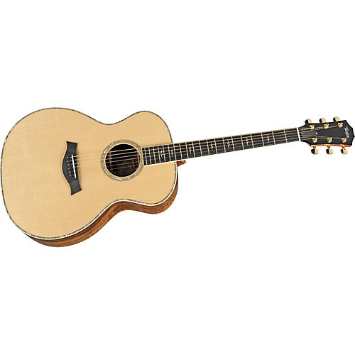 Taylor 2012 DN6-L Maple/Spruce Dreadnought Left-Handed Acoustic Guitar