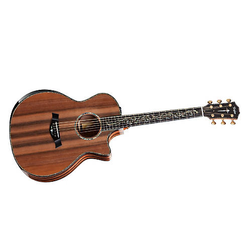 Taylor 2012 Fall Limited Presentation Series Grand Auditorium Acoustic-Electric Guitar