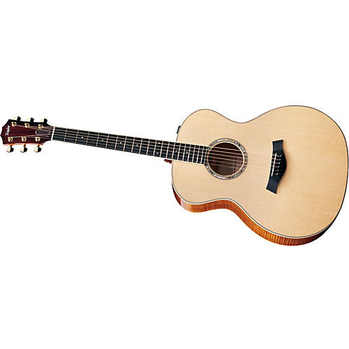 Taylor 2012 GA-K-L Koa/Spruce Grand Auditorium Left-Handed Acoustic Guitar